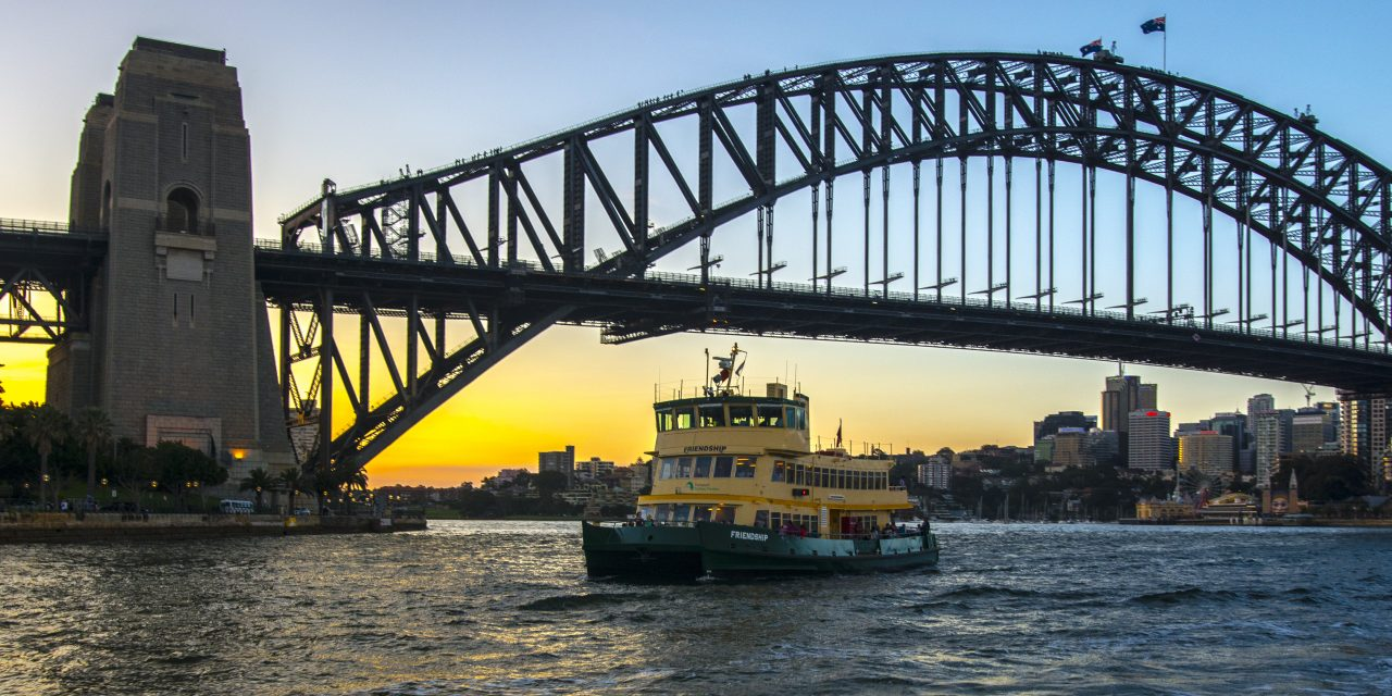 Australia – from the river cat